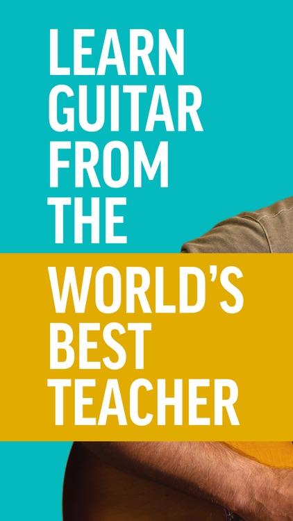 Justin Guitar: Lessons & Tuner screenshot-0