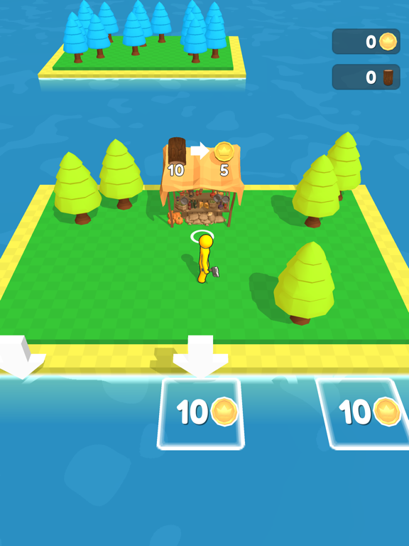 Craft Island screenshot 5