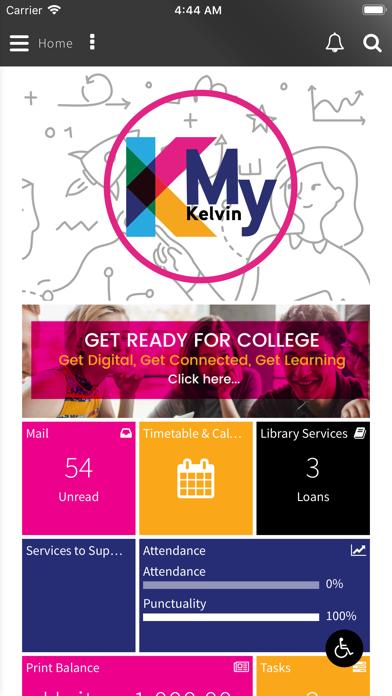 MyKelvin screenshot 1
