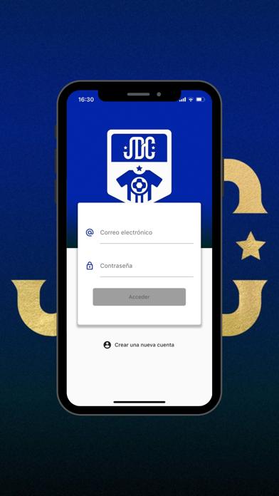 JDC APP screenshot 1