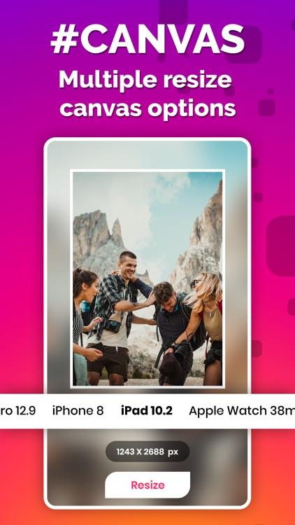 Resize : Photo & Video Edit.or screenshot-3