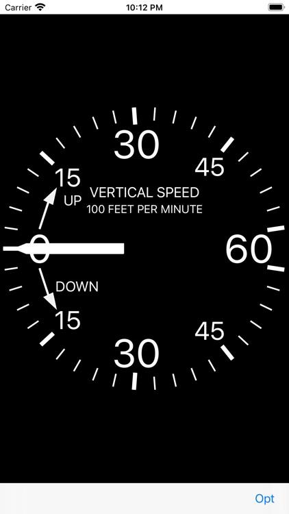 Altimeter for Aviators screenshot-6