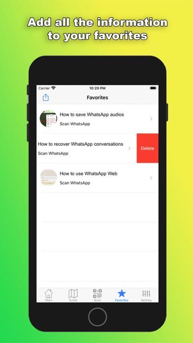 WhatsWeb Scan for Whatsapp Webのおすすめ画像6