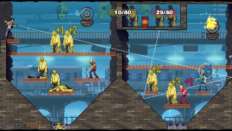 Stupid Zombies 3 screenshot-4