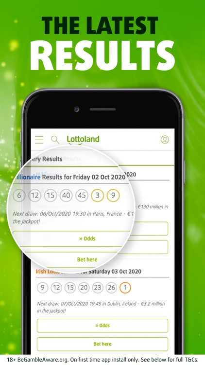 Lottoland.ie: Lotto Bets & Win screenshot-4