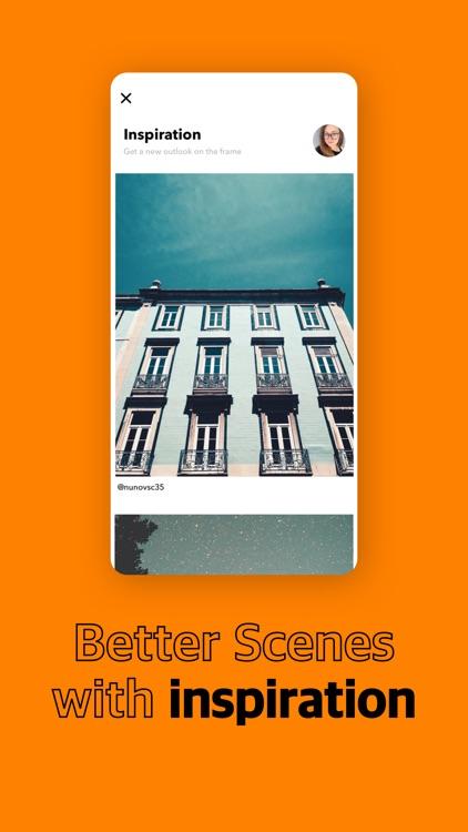 Retrica-Original Filter Camera screenshot-4