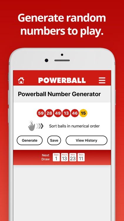Powerball Lottery screenshot-3