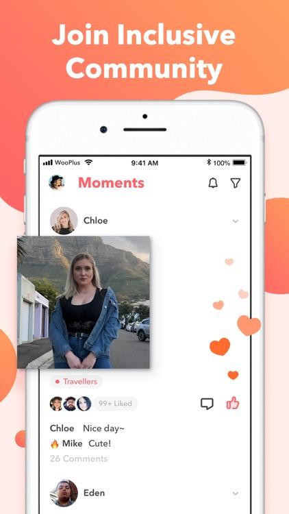 Dating, Meet Curvy - WooPlus screenshot-4