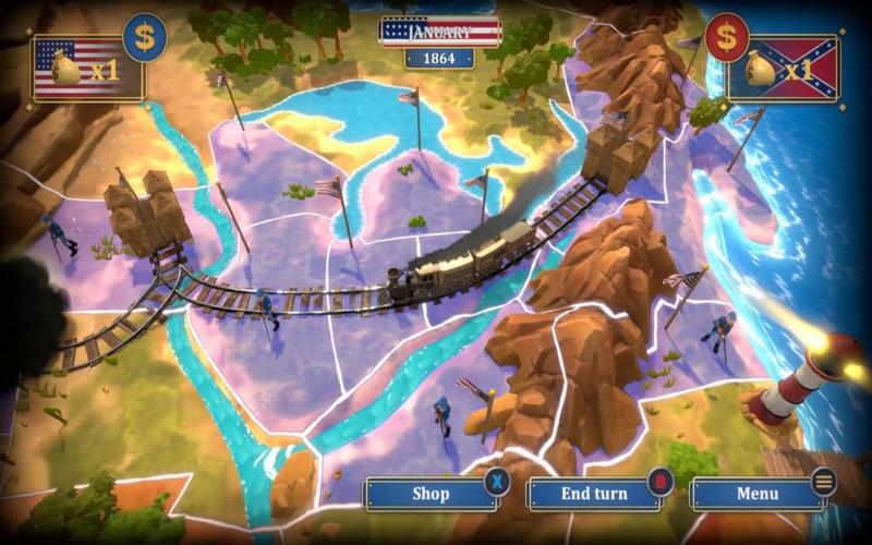 The Bluecoats North & South screenshot 6
