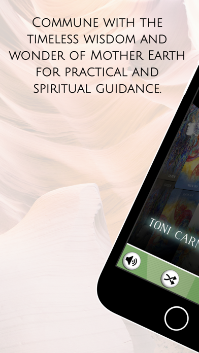 Sacred Earth Oracle screenshot 2