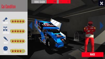 Outlaws - Sprint Car Racing 3のおすすめ画像9
