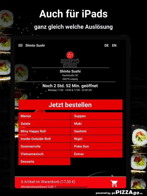 Shinto Sushi Leipzig screenshot 7