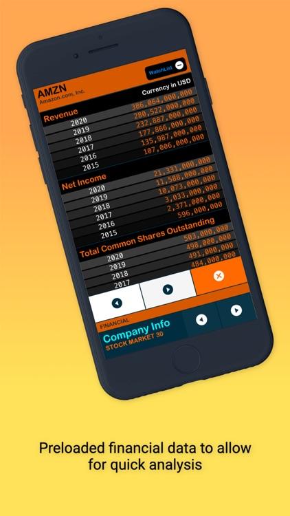 Stock Market 30 screenshot-4