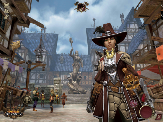 Warhammer: Odyssey MMORPGのおすすめ画像1