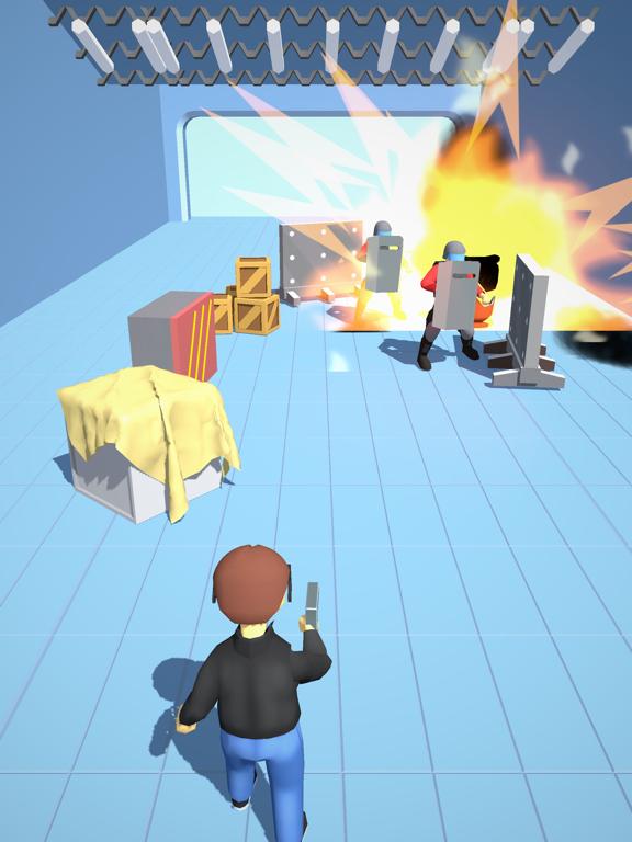 Bullet Fly 3D screenshot 5