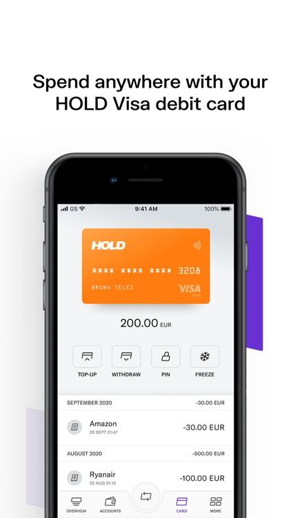 HOLD — Buy Bitcoin & Crypto screenshot-4