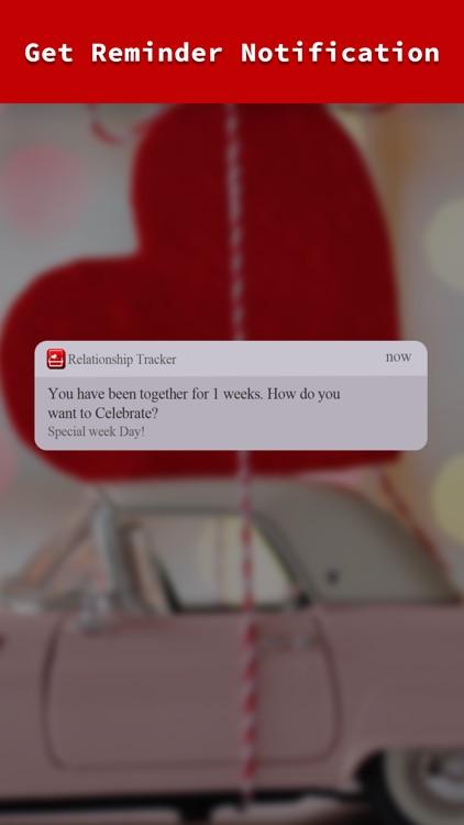 Relationship Tracker screenshot-4