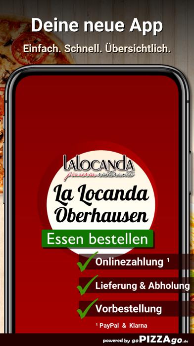 Pizzeria La Locanda Oberhausen screenshot 1