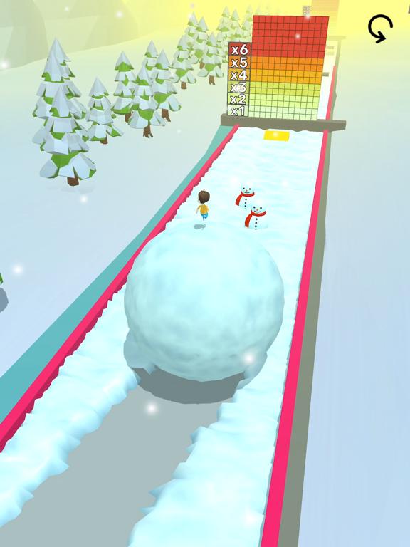 Snow Road screenshot 5