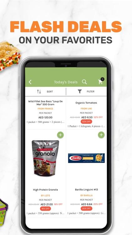 QualityFood : Online Grocery screenshot-5