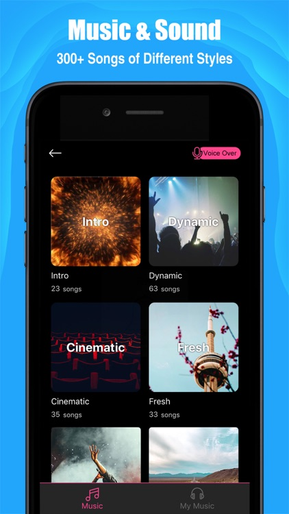 Intro Maker- yt intro designer screenshot-4