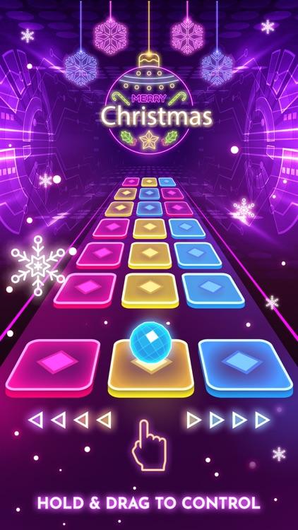 Color Hop 3D - Music Ball Game screenshot-0