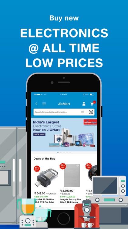 JioMart Online Shopping App screenshot-4