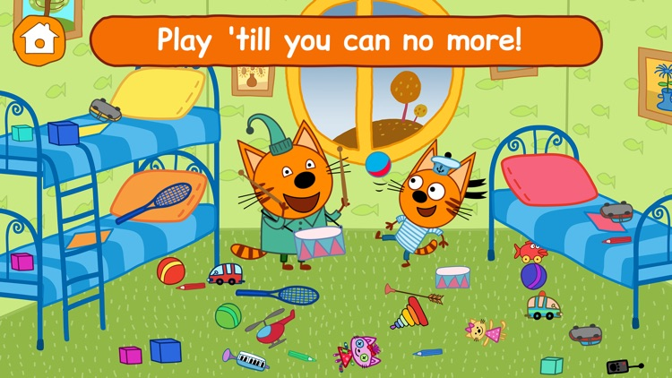 Kid-E-Cats: Toddler Games ABC! screenshot-5