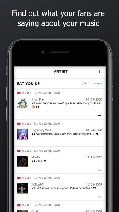 ForTunes Analytics for Artistsのおすすめ画像5