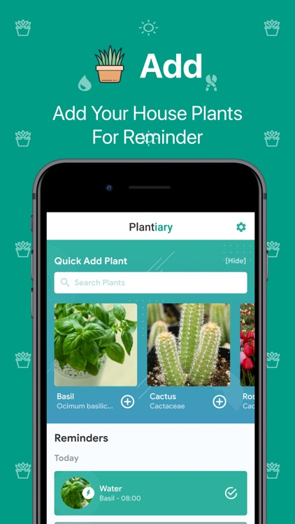 Plantiary: House Plant Care screenshot-0