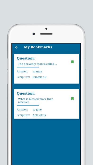 Das Bibel Quiz screenshot 6