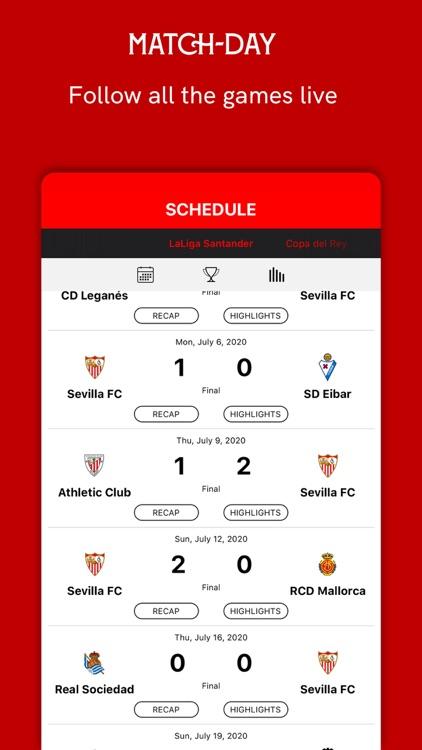 Sevilla FC - Official App screenshot-3