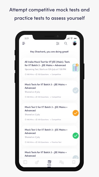 Turito - Live Learning App screenshot-3