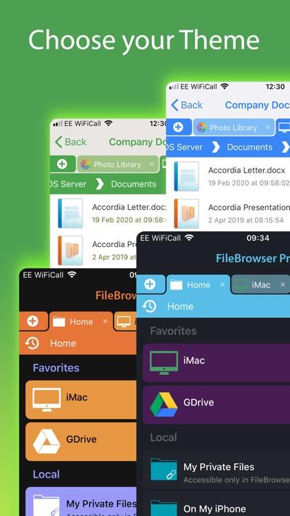 FileBrowser Professional screenshot-8