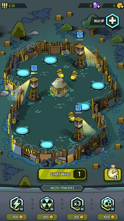 Zombies vs. Towers screenshot-4