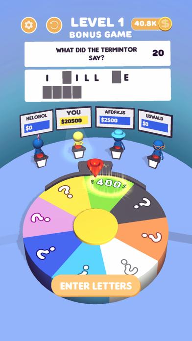 Wheel of Fortune! screenshot 2