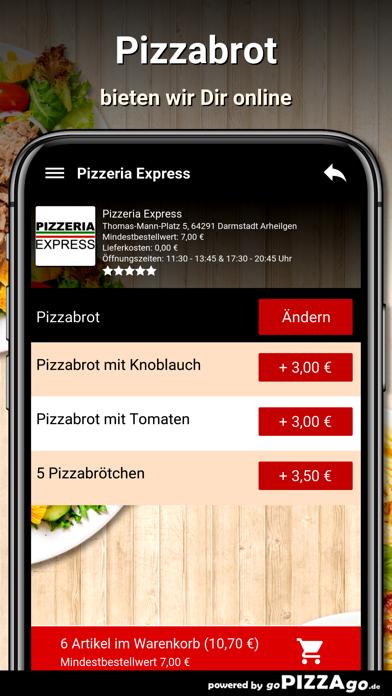 Express Darmstadt Arheilgen screenshot 5