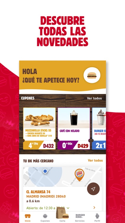 Burger King España screenshot-0
