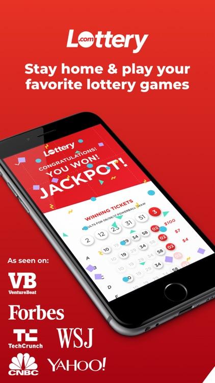 Lottery.com - Play the Lottery screenshot-0