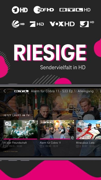 Herunterladen MagentaTV - TV Streaming für Pc