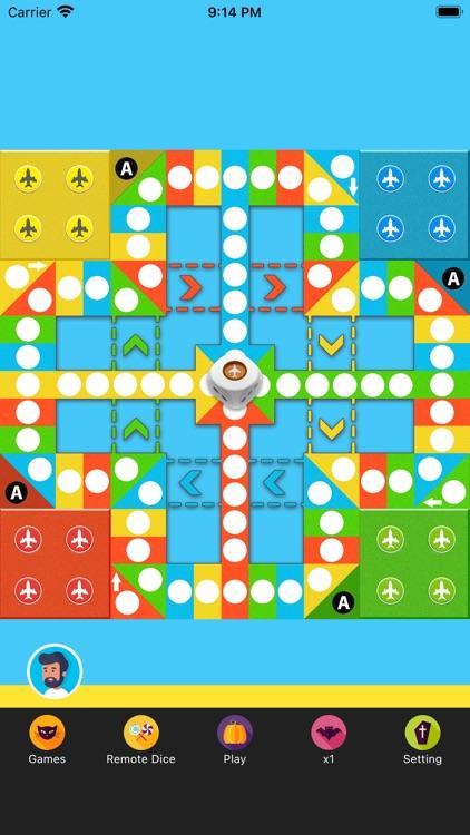 Chinese Checkers. screenshot-6
