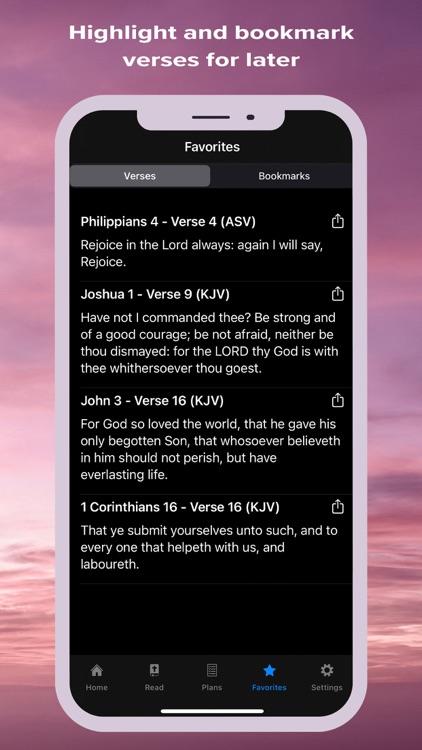The Bible - Verse & Prayer screenshot-5
