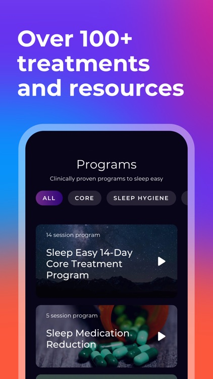 Sleep Easy: Insomnia Therapy screenshot-6