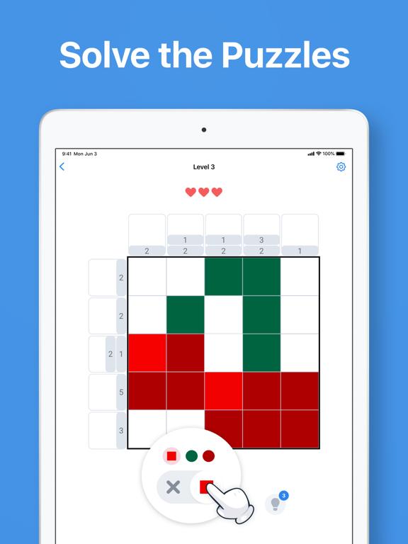 Nonogram.com Color: Logic Game screenshot 6