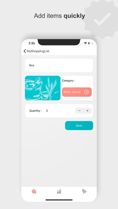 AdduceList screenshot 4