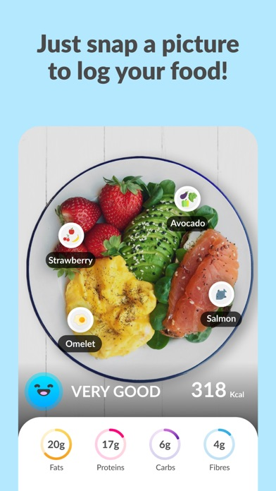 cancel Foodvisor - Calorie Counter subscription image 2