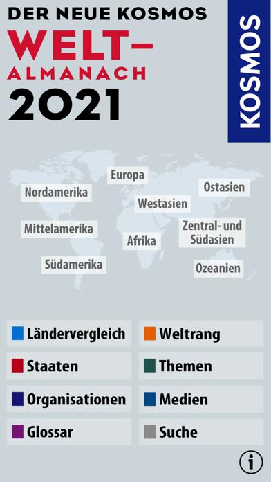 KOSMOS Welt-Almanach 2021 screenshot 1