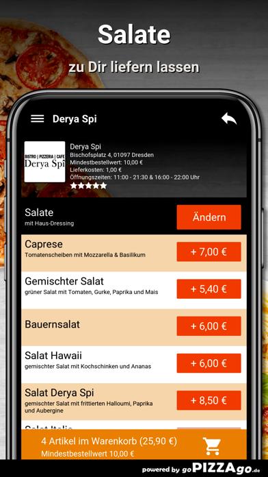 Derya Spi Dresden screenshot 5