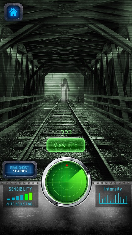 Ghost Detector Radar.. screenshot-4