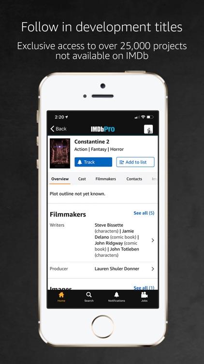 IMDbPro screenshot-5